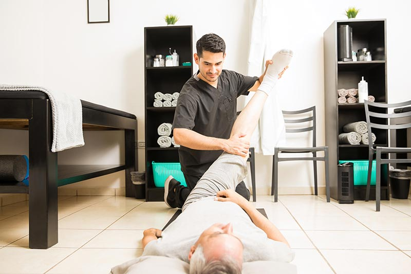 Physical Therapy Patient Info